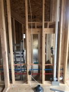 plumbing and electrical systems