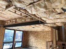 Sound Batt Insulation between 1st and 2nd Floors