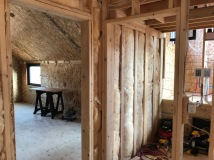 Sound Batt Insulation - Master Bedroom/Laundry Room