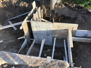 Formwork for Stairs