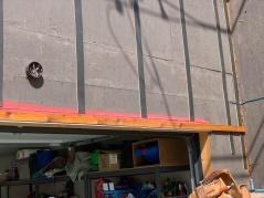 Garage - East Facade